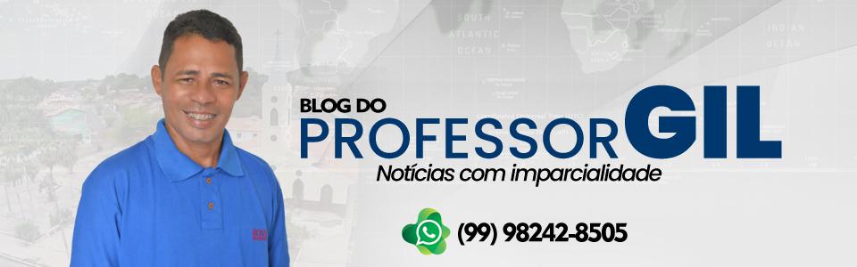 Blog do Professor Gil - Timbiras e Região